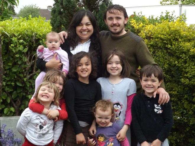 A nossa familia! Foto atual 05/2014