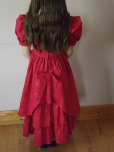 A Amy amou este detalhe atras do vestido , eh logico que esse tipo de vestido eh só pra ocasiões especiais, mas 2 Euros neh?!!